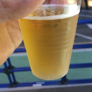 けやきひろば春のビール祭り2019 サンクトガーレン 湘南ゴールド