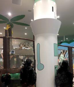 横浜アンパンマンこどもミュージアム リニューアルオープン わんぱくアイランド