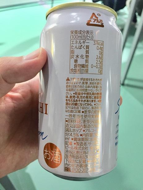 サッポロビール Innovative Brewer SORACHI1984 SESSION