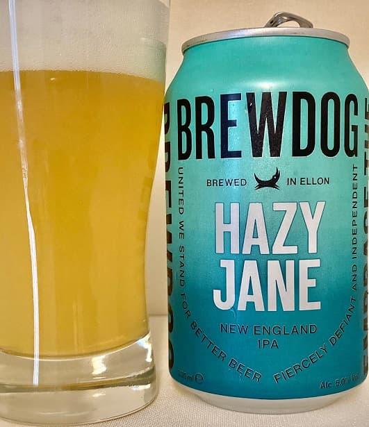 Brew Dog HAZY JANE /ブリュードッグ ヘイジージェーン
