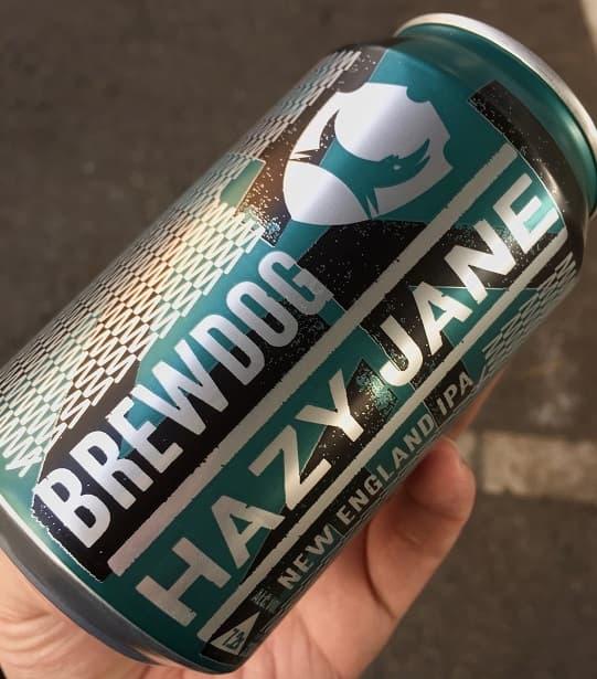 Brew Dog HAZY JANE /ブリュードッグ ヘイジージェーン ニューイングランドIPA