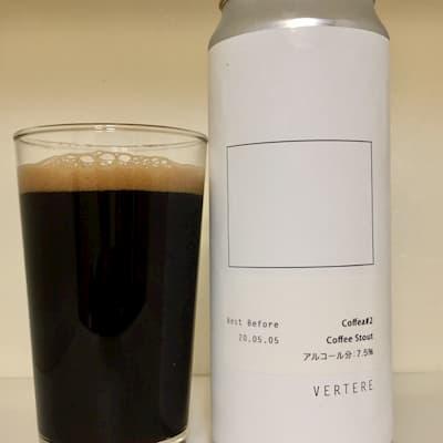 バテレ コフィア/Coffea vertre