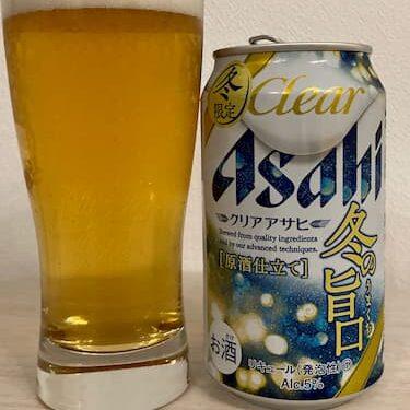 アサヒビール クリアアサヒ 冬の旨口