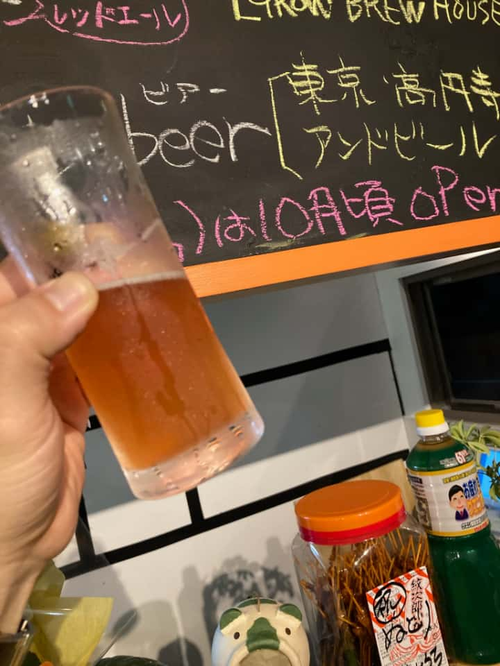 【川口】麦酒処ぬとり