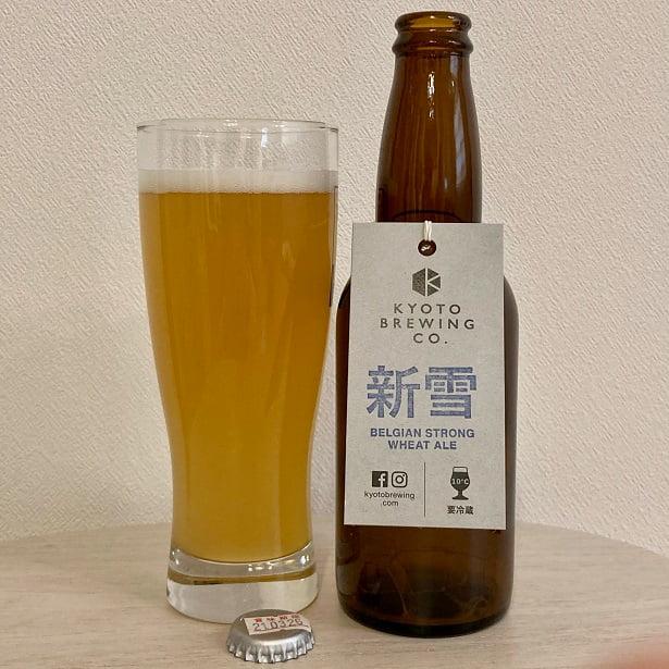 京都醸造 新雪 (SHINSETSU)