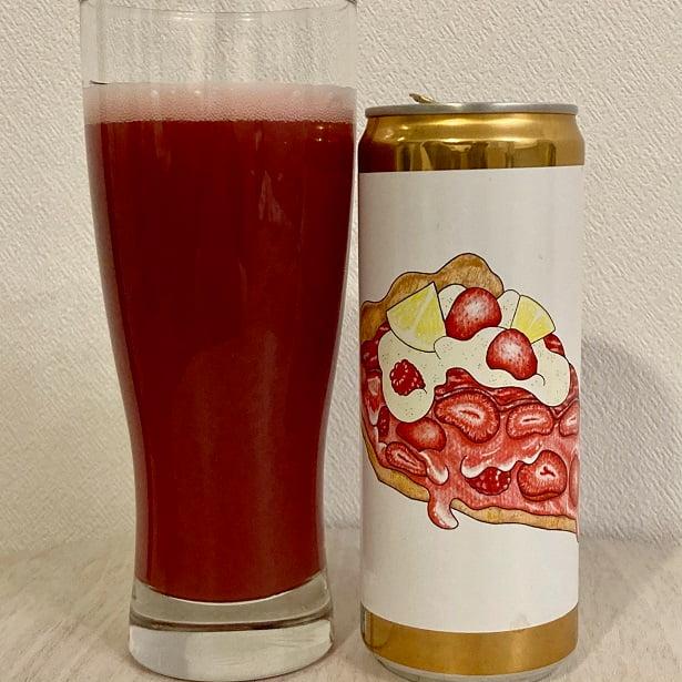 ブリュースキ ストロベリーパイ/Brewski Strawberry