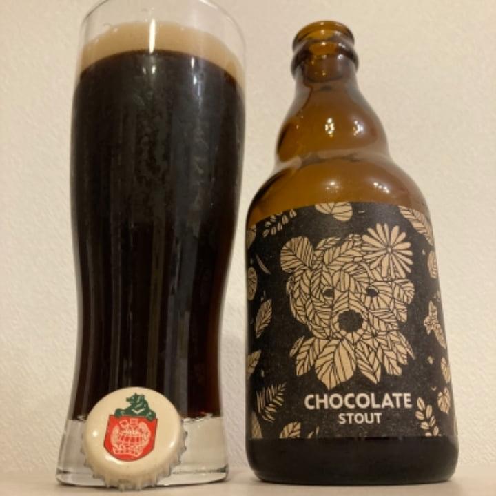 ベアレンビール チョコレートスタウト
