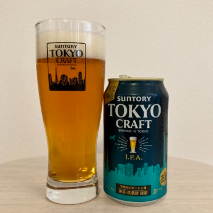 サントリー TOKYO CRAFT (東京クラフト) IPA 2021