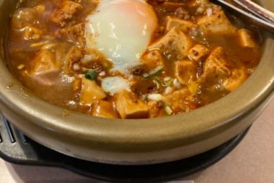 源来酒家(神保町) 麻婆カレー麺
