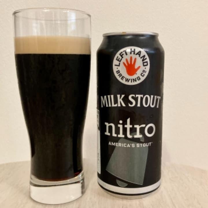 Left Handレフトハンド / Milk Stout Nitoroミルクスタウト ナイトロ