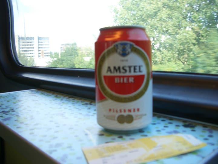 ビール アムステルダム