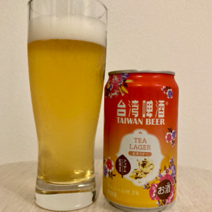 台湾ビール 紅茶ラガー ローソン限定