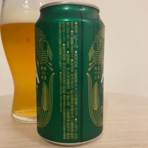 伊勢角屋麦酒(いせかどやびーる) ペールエール